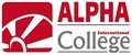 logo Alpha International College