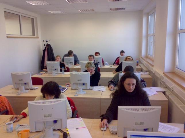 Klassrummet II.