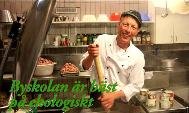 Bäst i Sverige på ekologisk mat